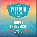 Virginia Beer Co. Triple Free Verse