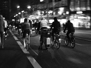 Photo: Critical Mass Berlin - 27.02.2015 #sicherradeln #criticalmass #berlin