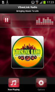 VibesLink Radio- screenshot thumbnail