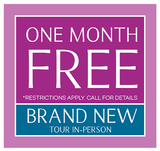 One Month Free + Brand New