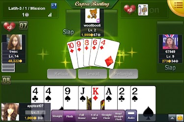 Mango Capsa Banting – Big2 APK Download – Free Card GAME for Android 5