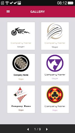 Free Logo Maker - DesignMantic 3.0 screenshots 4