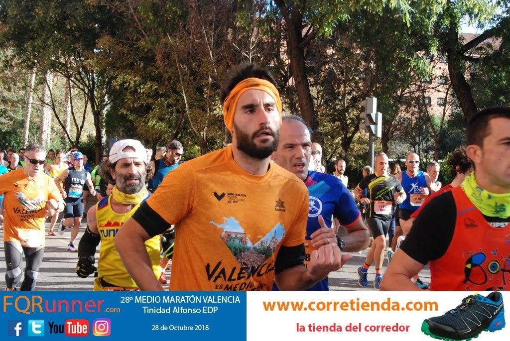 Fotos Medio Maratón de Valencia 2018