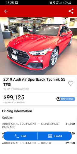 autoTRADER.ca - Auto Trader  screenshots 4
