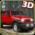Ultimate Offroad Hill Drive Simulator 3D icon