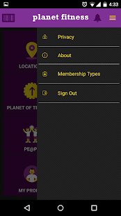 Planet Fitness Screenshot Thumbnail