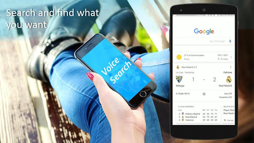 Voice Search Assistant 2019 1.1 screenshots 1