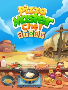 Pizza Master Chef Story 10