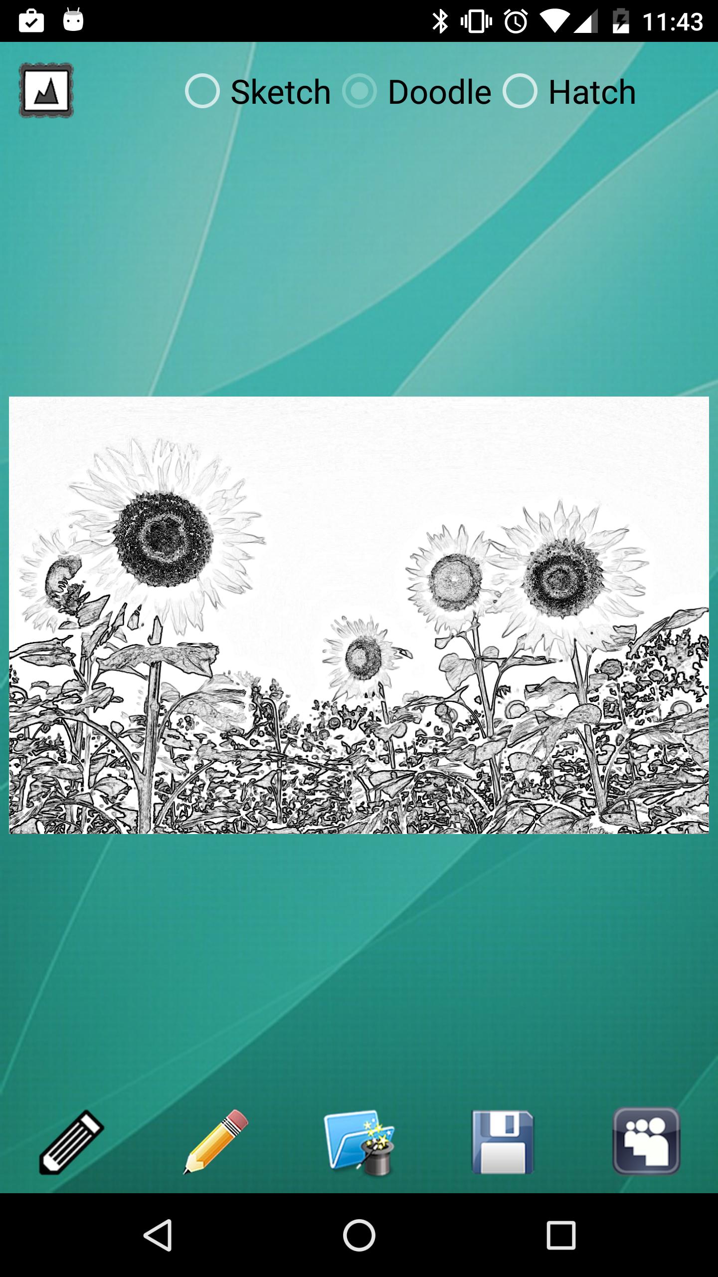 Pencil Sketch Ad-Free screenshot #5