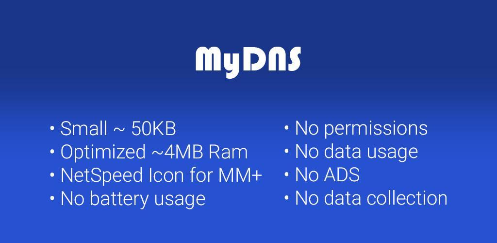 Download My DNS Latest Version | ApkCC com