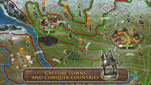Strategy & Tactics: Medieval Civilization u0635u0648u0631 2