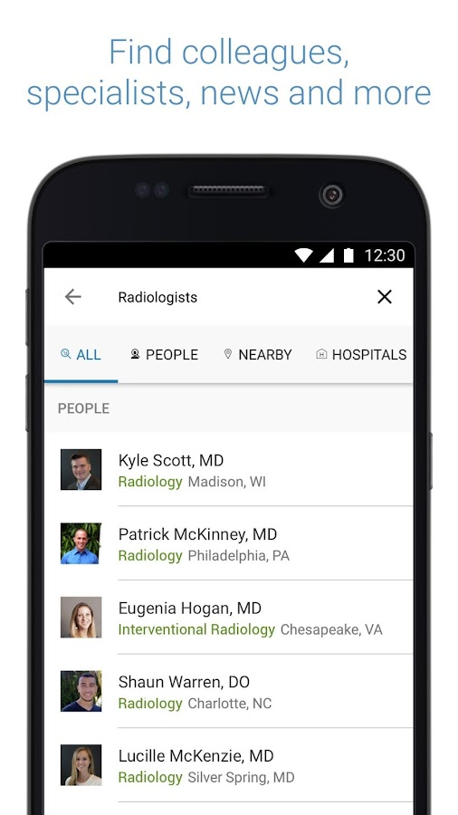 Doximity - Medical Network- screenshot