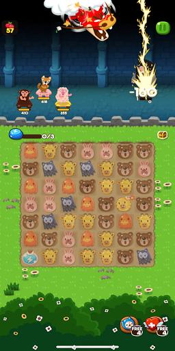 LINE PokoPoko - Play with POKOTA! Free puzzler! apkmr screenshots 5