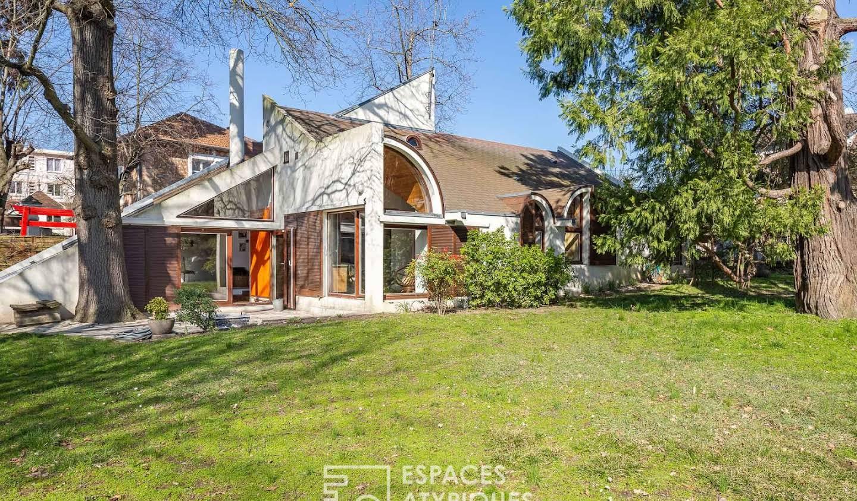 Maison avec terrasse Crosne