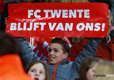 Twente reste finalement en Eredivisie!