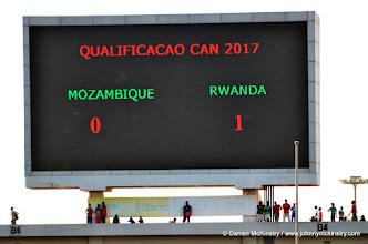 Photo: [Rwanda Amavubi v Mozambique 14 June 2015 (Pic © Darren McKinstry / www.johnnymckinstry.com)]
