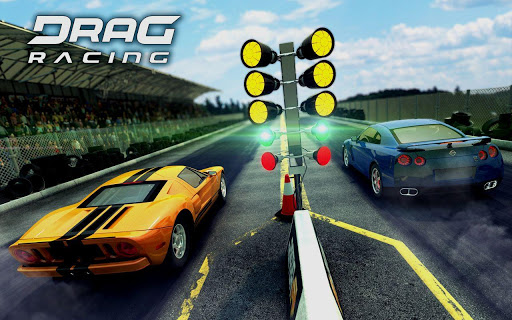 Drag Racing screenshot 7