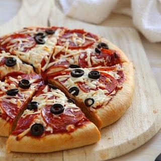 Make-Ahead Freezer Pizzas