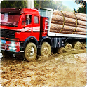 Mud Truck Driver : Real Truck Simulator cargo 2019 icon