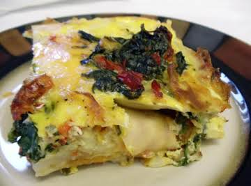 Frittata/Spanish Tortilla