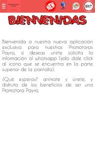 App Promotoras Payro APK for Windows Phone