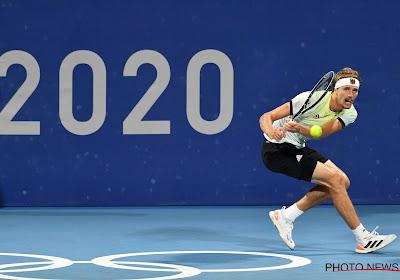 Tennis op de Spelen: glansrol voor Zverev en Bencic (2 medailles!), Russen naar huis met meeste eremetaal