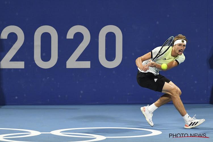 Alexander Zverev maakt einde aan Golden Slam-droom Djokovic, Rus is tegenstander in olympische finale