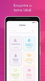 App Vivo meditação - controlar ansiedade e mindfulness APK for Windows Phone
