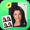 Joy Photo Maker - Passport Photo Editor icon
