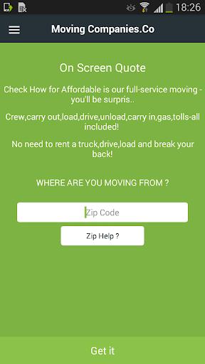 玩免費遊戲APP|下載Moving Companies app不用錢|硬是要APP