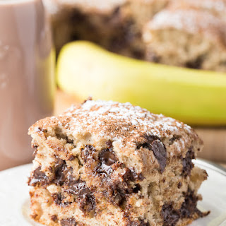 Banana Chocolate Cake Recipe
