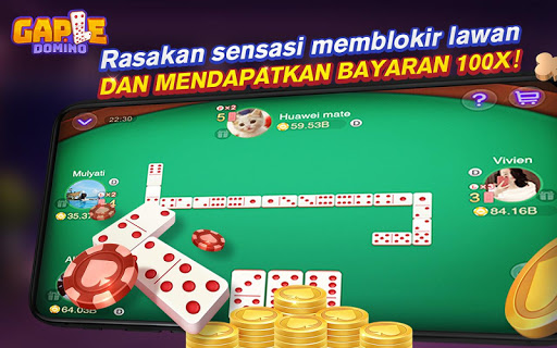 Domino Gaple Online Free Apk Mod Unlimited Money 2 15 0 0 For Android