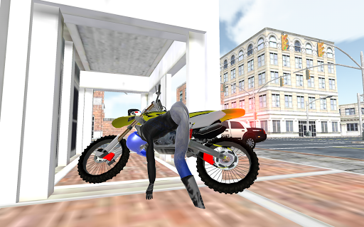 motocross racing star -ultimate police game 1.22 screenshots 3