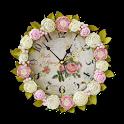Shabby Chic Clocks Live Wallpaper icon