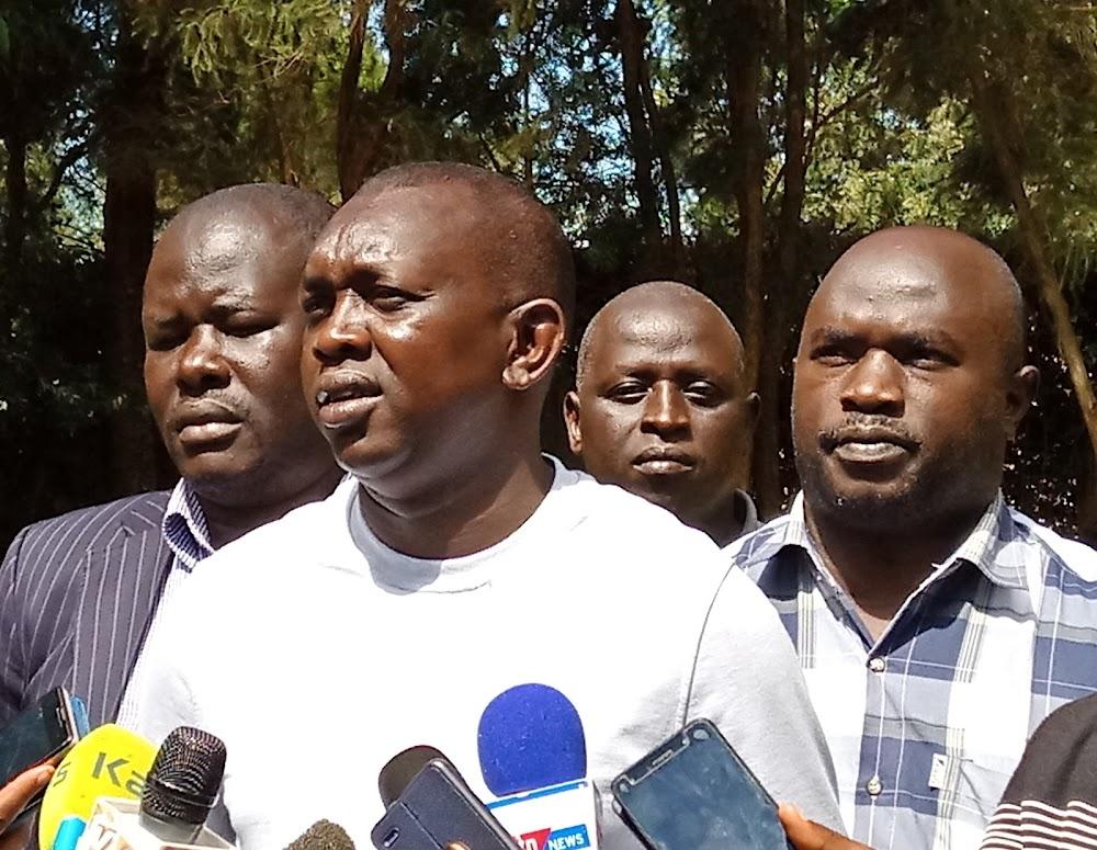 Matiangi, Kibicho plotting against Ruto - Sudi