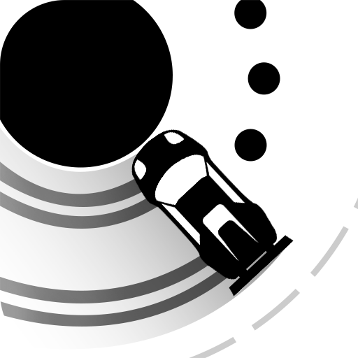 Donuts Drift Icon