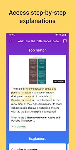 Socratic by Google screenshots 3