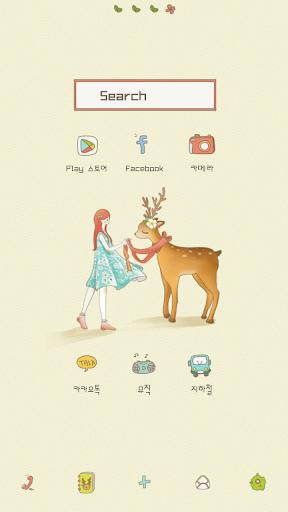 鹿と少女ドドルランチャのテーマ