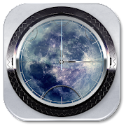 3D BEST Moon Clock Widget
