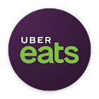 Uber Eats 优食:本地餐点派送 icon