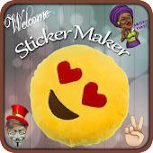 Emoji 3D Sticker Maker
