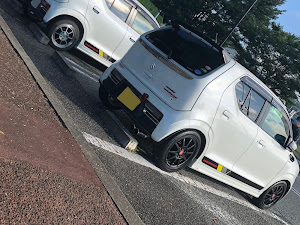 アルトワークス HA36S H30年 4WD MTのカスタム事例画像 リボーンさんの2020年08月13日21:07の投稿