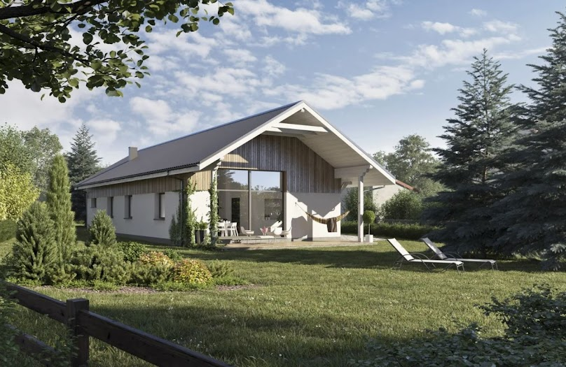 Projekt domu Ekotypowy 32