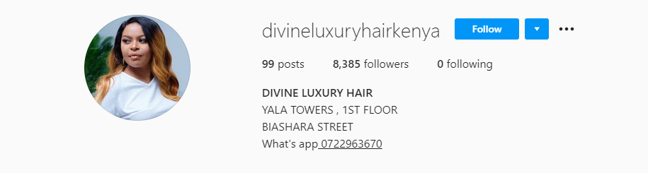 selling on instagram in Kenya to make money