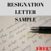 Resignation Letter Samples Apps Op Google Play