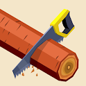 Carpenter : Axe Champ Wood Cutter Game icon