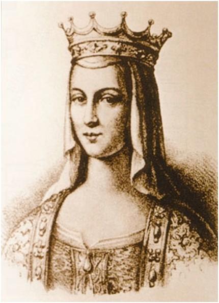 Ингигерда, Ирина, Святая Анна – королева Ингерманландии