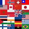 World flag quiz (guess flag)