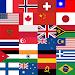 World flag quiz (guess flag) icon