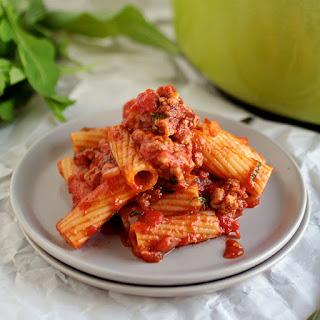 One Pot Pasta Tomato Recipes